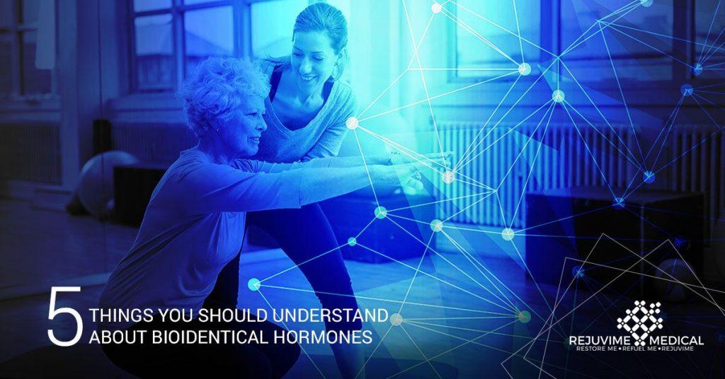 Bioidential hormones
